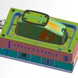 Kinze tool 3D Model