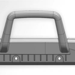 4562 A side 3D Model