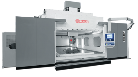 Huron KXG 5-axis Gantry Style Machining Center